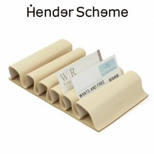 エンダースキーマ Hender Scheme  card holder カードホルダー es-c-cdh|womanremix