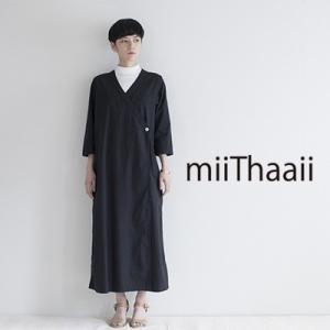 miithaai ミーターイー SUMAN CORT BLACK スマンコートブラック FAW535-1701|womanremix