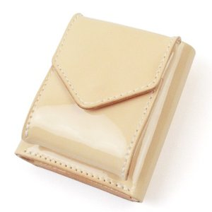 エンダースキーマ Hender Scheme トリフォールドウォレット trifold wallet エナメルパテントレザー fl-rc-twt|womanremix