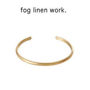 fog BRASS BRACELET DROP ブラスブレスレッド ドロップ IHC206 レディース|womanremix