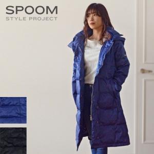 SPOOM(スプーム)LINONO ロング丈ダウンコート|womanremix