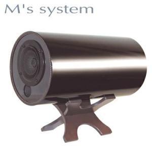 M'S System エムズシステム 波動スピーカー ピアノ ピアノブラック塗装 MS1001-Piano|womanremix