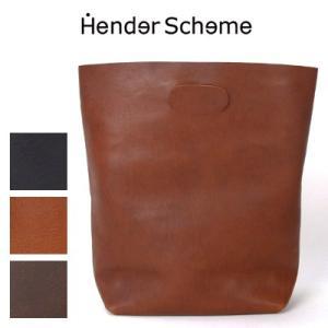エンダースキーマ Hender Scheme ノットエコバッグビッグ スムースレザー not eco bag big nc-rb-neb|womanremix