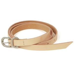 エンダースキーマ Hender Scheme テールベルト パテントレザー tail belt patent natural nc-rc-tlb womanremix