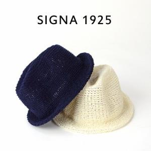 SIGNA 1925 CHLORO/COTTON HAT ハット NSG1621|womanremix