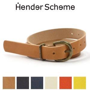 エンダースキーマ Hender Scheme タンニングベルト tanning belt PM-RC-TNB|womanremix