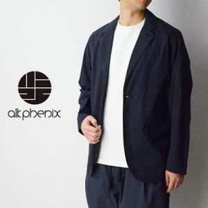 アルクフェニックス alk phenix ザックジャケット カルストレッチ zak jacket karu stretch PO912WT06|womanremix