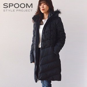 SPOOM(スプーム)SIYA-2 ダウンコート|womanremix