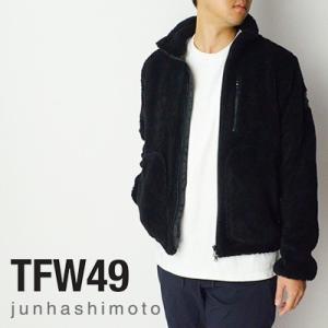 TFW 49 ジュンハシモト junhashimoto OU-ITALY BOA STAND COLLAR WARMER ボアスタンドカラーウォーマー T041820003 2018秋冬|womanremix