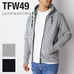 TFW 49 ティーエフダブリュー フォーティーナイン ジュンハシモト junhashimoto ジップパーカー ZIP PARKA T100000001|womanremix