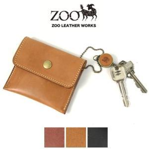 キーケース 本革 ZOO ズー ROBIN KEYCASE ロビン キーケース ZKC-009|womanremix