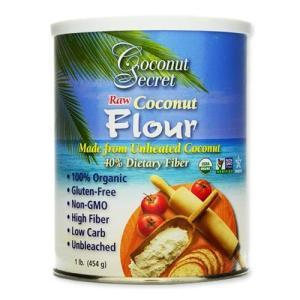 訳あり 期限間近 生ココナッツ粉 454g(1lb)Coconuts Secret(ココナッツシークレット)|womensfitness