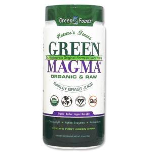 グリーンフーズ グリーンマグマ 大麦若葉 青汁 150g womensfitness