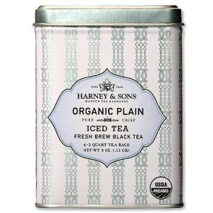 [NEW] Organic Plain Iced Tea 6 Tea bags 3 oz|womensfitness
