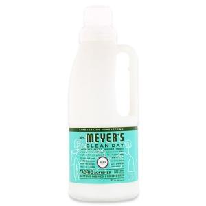 柔軟剤 バジルの香り 946ml(32oz)Mrs. Meyers Clean Day (ミセスマイヤーズクリーニンディ)|womensfitness
