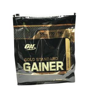 ゴールドスタンダード ゲイナー プロテイン 2.27KG バニラアイスクリーム protein womensfitness