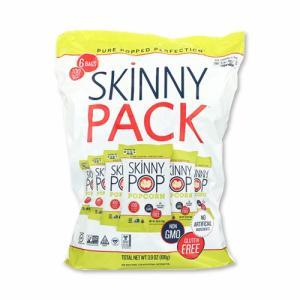 訳あり 期限間近 100kcal ポップコーン オリジナル 6袋入り SkinnyPop  スキニーポップ|womensfitness