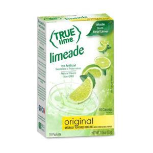 [NEW] トゥルーライム オリジナルライムエード 10袋 30g(1.06oz) True Citrus(トゥルーシトラス)|womensfitness
