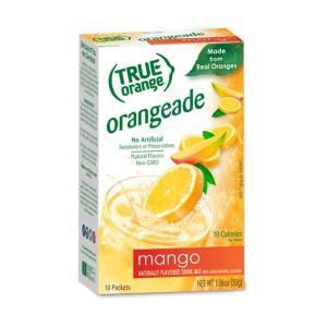 [NEW] トゥルーオレンジ マンゴーオレンジ 10袋入り 30g(1.06oz) True Citrus(トゥルーシトラス)|womensfitness