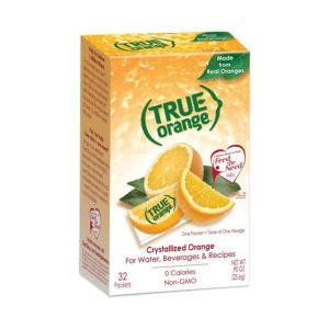[NEW] トゥルーオレンジ 32袋入り 25.6g(0.9oz) True Citrus(トゥルーシトラス)|womensfitness