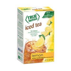[NEW] トゥルーレモン アイスティー 6袋入り 18g(0.63oz) True Citrus(トゥルーシトラス)|womensfitness