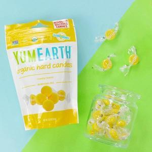 オーガニックハードキャンディー レモン 93.6g YumEarth ヤムアース|womensfitness