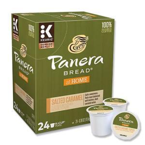 [NEW] キューリグ Kカップ 塩キャラメルコーヒー 24個入り 各0.36oz (約10.4g) Panera Bread (パネラブレッド)|womensfitness