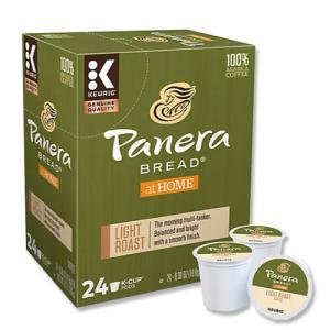 [NEW] キューリグ Kカップ ライトロースト コーヒー 24個入り 各0.38oz (約10.9g) Panera Bread (パネラブレッド)|womensfitness