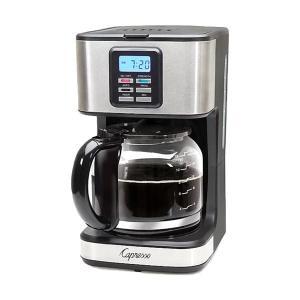 [NEW] カプレッソ 12カッププログラムタイマーつきコーヒーメーカー|womensfitness