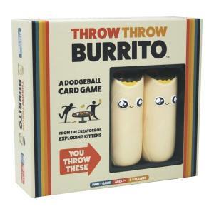 Throw Throw Burrito by Exploding Kittens ファミリーゲーム|womensfitness