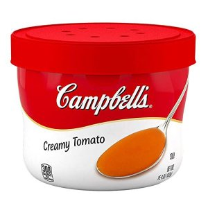 キャンベルスープ クリーミートマト 435g 15.4oz|womensfitness