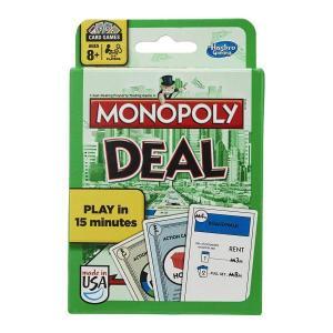 モノポリー ディール カード ゲーム|womensfitness