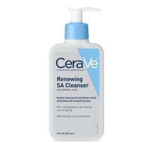 CeraVe リニューリング サリチル酸 フェイスクレンザー 無香料 237ml(8floz)(セラヴィ) womensfitness