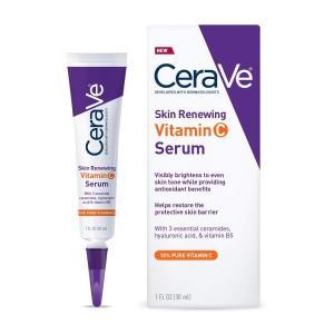 CeraVe ビタミンC 10% セラム 高濃度美容液 30ml 1floz セラヴィ womensfitness