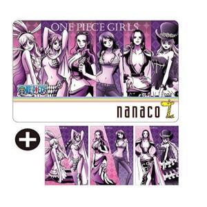 ONEPIECE nanacoカード ワンピース ナナコ C-TYPE GIRLS ナミ ロビン ハンコック ペローナ 「新品」「キャンセル不可」|wonder-bookstore