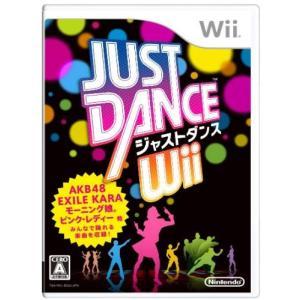 JUST DANCE ジャストダンス  Wii 「新品」 「キャンセル不可商品」|wonder-bookstore