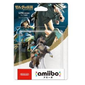 amiibo リンク 騎乗 「ブレス オブ ザ ワイルド」  ゼルダの伝説シリーズ 「新品」「キャンセル不可」|wonder-bookstore