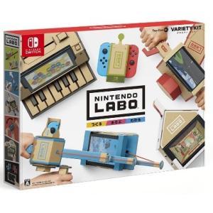 ニンテンドーラボ  バラエティキット Nintendo Labo Toy-Con 01: Varie...