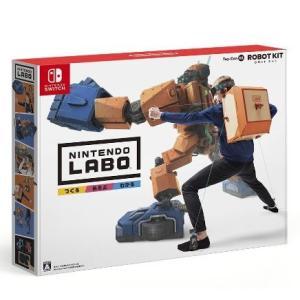 Nintendo Labo (ニンテンドー ラボ) Toy-Con 02: Robot Kit - Switch「新品」「キャンセル不可」|wonder-bookstore