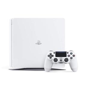 PlayStation 4 グレイシャーホワイト 500GB CUH-2200AB02 プレステ4 「新品」「キャンセル不可」|wonder-bookstore