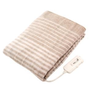 「外箱傷みあり」コイズミ 電気毛布 敷毛布 丸洗い可 130×80cm KDS-4061「新品アウトレット品」「キャンセル不可」