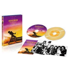 ボヘミアンラプソディ 2枚組 ブルーレイ & DVD Blu-ray「新品」「キャンセル不可」