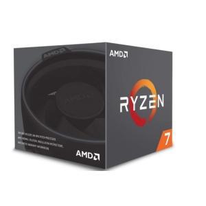 AMD CPU Ryzen 7 2700 with Wraith Spire (LED) cooler YD2700BBAFBOX 「新品」「キャンセル不可商品」|wonder-bookstore