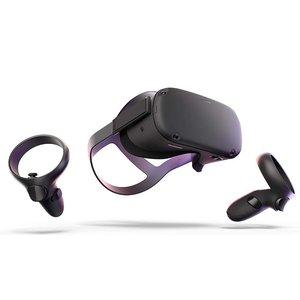 Oculus Quest オキュラス クエスト 64GB「予約受付中:6月15日入荷分」「キャンセル不可」|wonder-bookstore