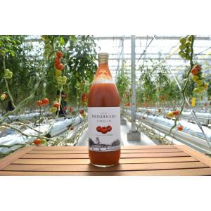 トマトジュース 食塩無添加 太陽の光をたっぷり浴びて美味しく育った大玉トマトのみを贅沢に使用しました...