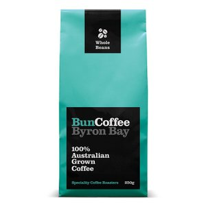 オーストラリア産アラビカ豆 中深煎り 豆 バンコーヒー オーストラリア250g |wonderfuroom