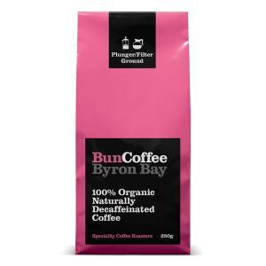 デカフェ カフェインレス 深煎り バンコーヒー 有機JAS認定 レインフォレストアライアンス認証農園コーヒー オーガニックデカフェネィティド 250g|wonderfuroom