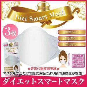 マスク 花粉 ウィルス PM2.5 立体 ダイエットスマート...
