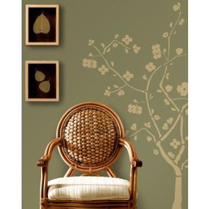 ウォールステッカー 桜 植物 花 木 春 チェリーブラッサム|wonderfuroom