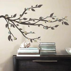ウォールステッカー 植物 木 枝 花 葉 モッドブランチ|wonderfuroom